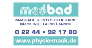 Physiotherapie medbad Mack